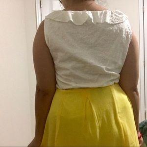 Chaps Tops - Chaps vintage white blouse